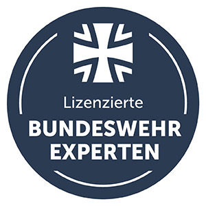 Lizenzierte Bundeswehr Experten
