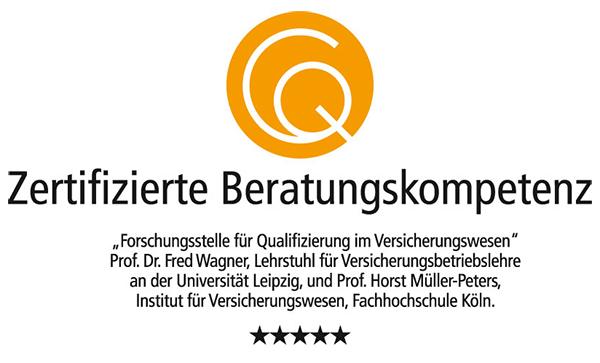 Continentale - Zertifizierte Beratungskompetenz