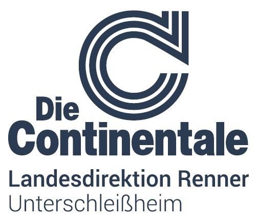 Die Continentale Landesdirektion Renner Unterschleißheim Logo